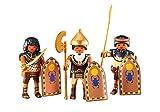 PLAYMOBIL Tres Soldados EGIPCIOS, Ref 6488, EN Bolsa PRECINTADA del Fabricante