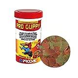 prodac Pro Guppy 250ml Alimento en Escamas Especial para guppys
