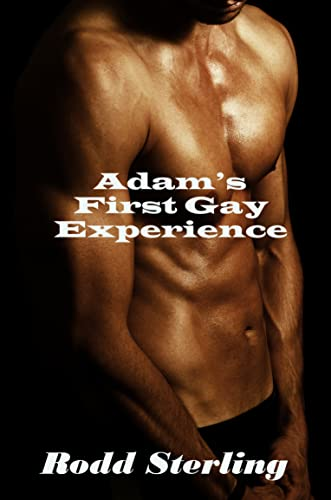 Adam's First Gay Experience: First Time MM Straight to Gay Short Story (Adam's Adventures Book 1) (English Edition)