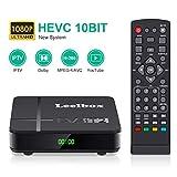 Decodificador TDT Terrestre - Leelbox Digital TV HD Euroconector Sintonizador...