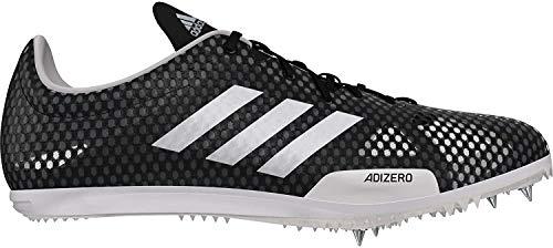 Adidas Adizero Ambition 4, Zapatillas de Atletismo para Hombre, Negro...