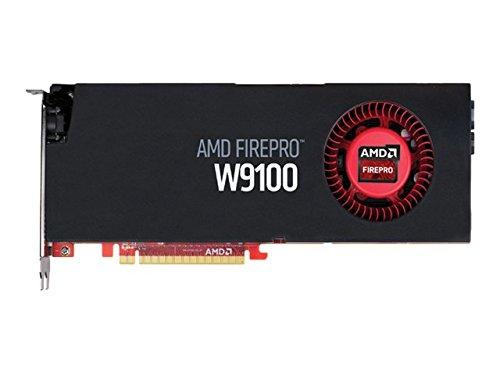 AMD FirePro W9100 16 GB GDDR5 - Tarjeta gráfica (FirePro W9100, 16 GB, GDDR5,...