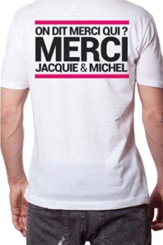 Tee-shirt Jacquie & Michel n°6 - Taille : XXL
