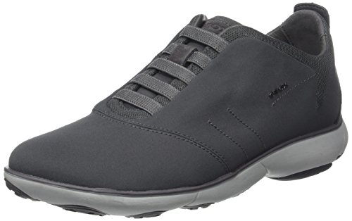 Geox U NEBULA F, Herren Low-Top, Grau (Anthracite), 45 EU (10.5 UK)