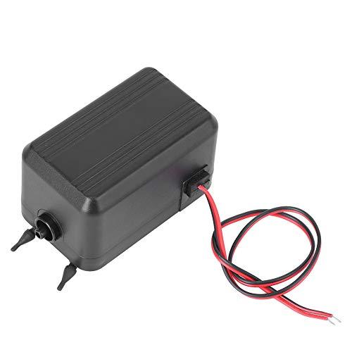 【】 Bomba de aire eléctrica, inflador de alta resistencia sin ruido de...
