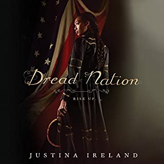 Dread Nation audiobook cover art
