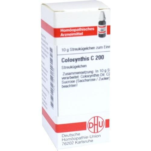 COLOCYNTHIS C200 10g Globuli PZN:4213448
