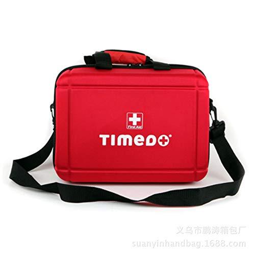 NACHEN waterdichte EHBO kit Draagbare EHBO Kit Box Pouch Multipurpose EHBO Kit Drug Packing voor Thuis, Werkplek, Auto, Reizen, Outdoor