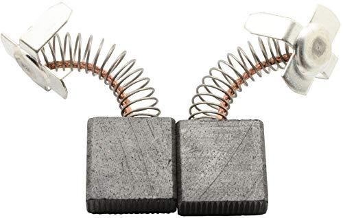 Escobillas de Carbón para HITACHI F-1000M cortasetos - 7x17x17mm - 2.8x6.7x6.7''