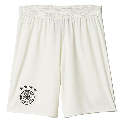 adidas Jungen Heimshort DFB Replica, weiß/schwarz, 164, AA0121