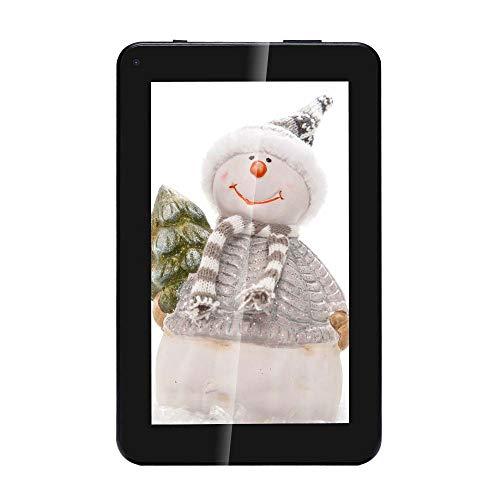 Haehne 7 Zoll Tablet PC - Google Android 5.1 Quad Core, Bildschirm 1024 x 600, 1GB RAM 8GB ROM, Dual Kameras 2.0MP + 0.3MP, 2800 mAh, WiFi, Bluetooth, Pink