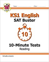 KS1 English SAT Buster 10-Minute Tests: Reading (for the 2022 tests)