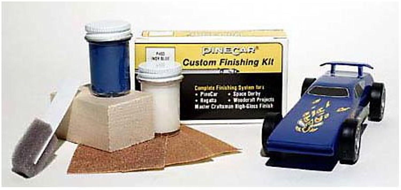 Pinecar 403 Finishing kit indy bluee