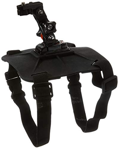 Vivitar VIV-APM-7812 Pro Series Dog Back Mount for GoPro & All Action Cameras (Black)
