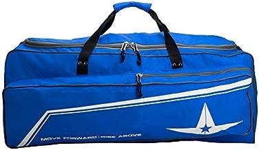 All-Star Pro Catcher's Wheeled Equipment Bag (Royal)