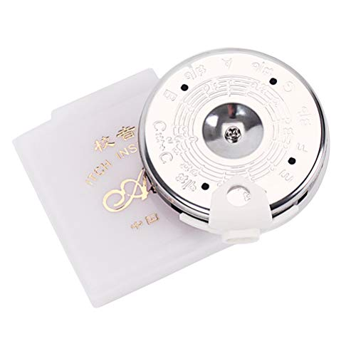 SUPVOX Pitch pipe tuner with a sliding note selector giving you a key to be a better vocalist