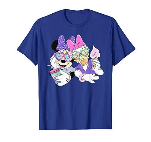 Disney Minnie Mouse Unicorn Daisy and Minnie T-shirt