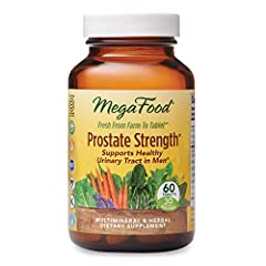 FOR MEN'S HEALTH: Maintain a healthy prostate and urinary tract with our supportive blend of herbal extracts, superfoods and nutrients NOURISHING INGREDIENTS: Crafted with saw palmetto and pollen extract to help you maintain healthy urinary flow; Sup...