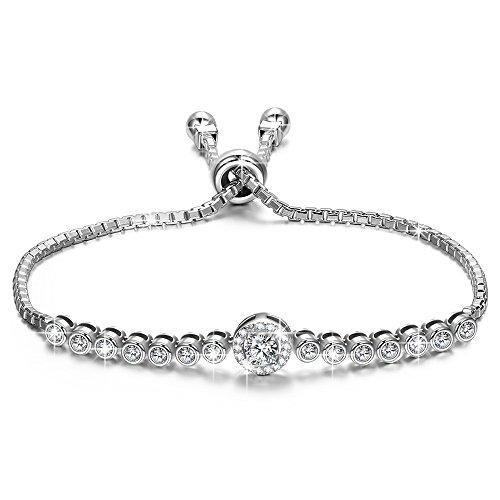 Women's Fine Tennis Bracelets