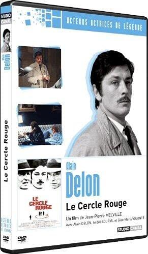 Le Cercle rouge [Francia] [DVD]