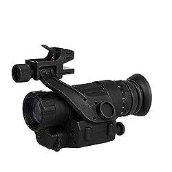 Digital Night Vision,Infrared Dark Night Vision Telescope,Goggle IR Night Vision Monocular(PVS-14)