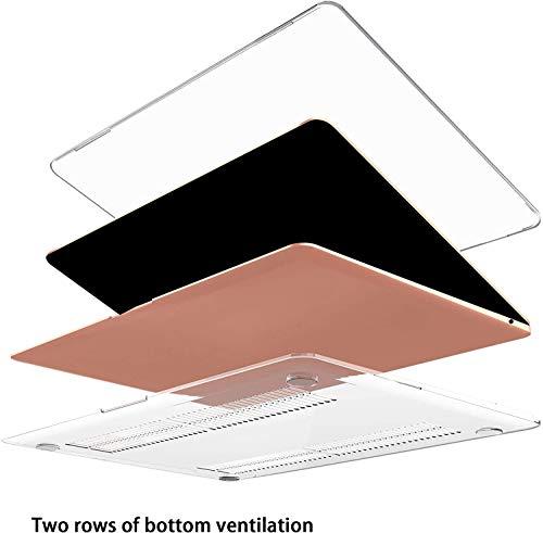 BelkMacBookAir13ケース(モデル:A1932)[キーボードカバー+液晶保護フィルム+MacAir13retinaタッチID搭載カバー](クリア)