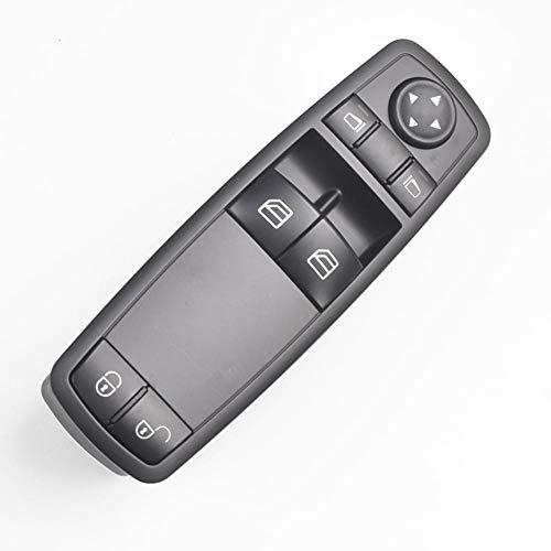 1698206410 interruptor maestro de ventana de energía eléctrica apto para Mercedes Benz W169 W245 A160 A180 B200 A1698206410
