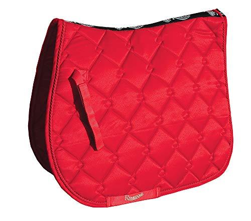 rhinegold elite diamond saddle pad