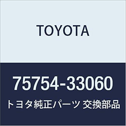 TOYOTA Genuine 75754-33060 Topics on TV Molding Window Frame Max 78% OFF