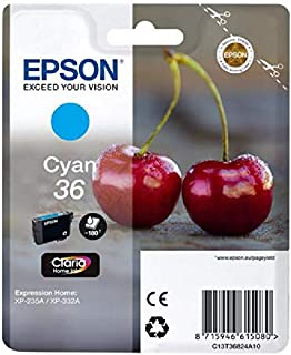 Epson 36 Inkjet Cartridge CYAN