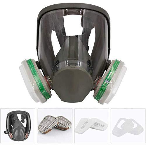 Voller Gesichtsschutz Atemschutz, Atemschutz, Gasschutz, Schutz Der Öffentlichen Sicherheit