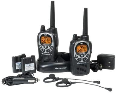 Top 10 Best midland gxt1000vp4 36-mile 50-channel frs gmrs two-way radio Reviews