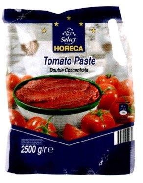 トマトペースト パウチ 2500g /ホレカセレクト(3個)
