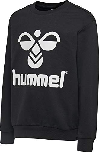 hummel Kinder HMLDOS Sweatshirt Tops, schwarz, 140