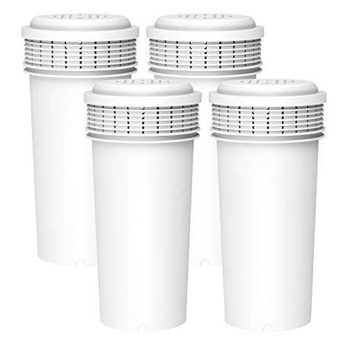 4 X VYAIR Cartuchos de filtro de agua compatibles con Tommee Tippee /™ Closer to Nature /™ Perfect Prep /™ Sterilizer