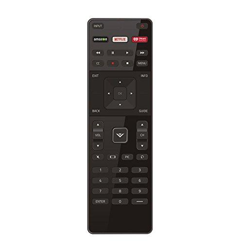 New Remote W IheartRadio Netflix Botton XRT122 for VIZIO Smart Internet TV E32-C1 E50-C1 E48-C2 E43-C2 E420-B1 E40-C2 E40x-C2 E390i-B1E E280i-B1 E241i-B1 E231-B1 E550i-B2 E55-C1 E55-C2 E60-C3