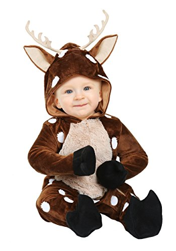 Infant Baby Deer Costume 0/3 Months