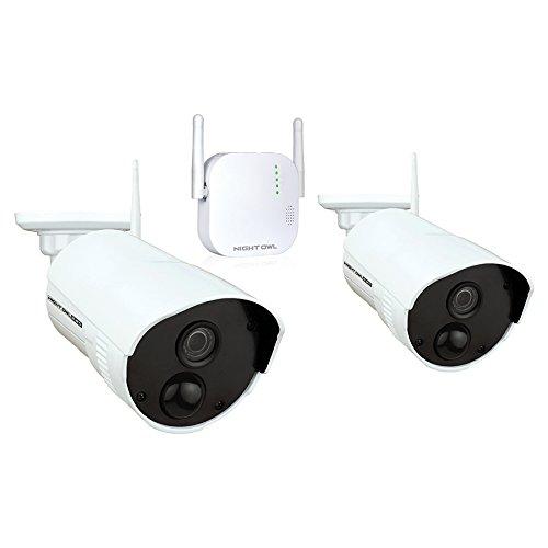 Night Owl Security Wireless WG4 2OU 16SD B