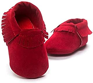 BD 13-18 Months Hot Baby Shoes/Spring Newborn Boys Girls Toddler Shoes PU Leather Baby Moccasins Sequin Casual Sneakers 0-18M