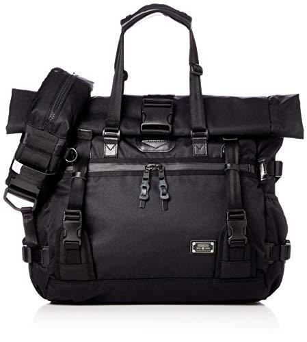 [アッソブ] 2WAY BAG 061406 CORDURA DOBBY 305D BLACK