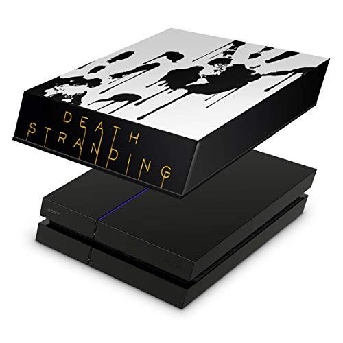 Capa Anti Poeira para PS4 Fat - Death Stranding Bundle