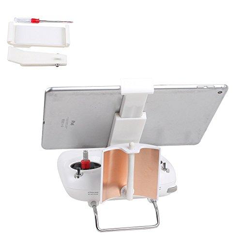 Drone Fans Phantom 3 Standard Extended Holder Remote Controller Bracket Tablet Clamp Clip Support 7-10in Tablet for DJI Phantom 4 Inspire Mavic Spark