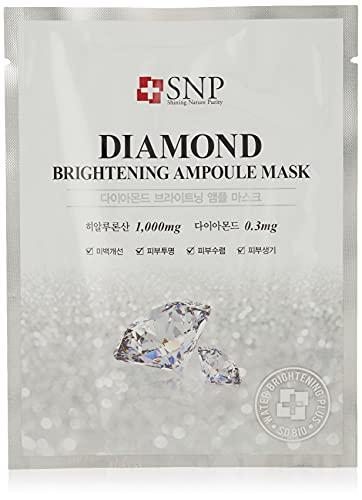 SNP Maschera schiarente di fiala del diamante