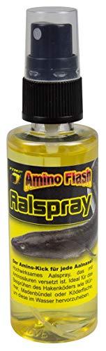FTM Aalspray 50ml - Lockmittel für Aale, Lockstoff zum Aalangeln, Fischlockstoff zum Angeln