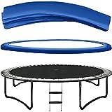 MT MALATEC Federabdeckung für Trampolin Randabdeckung Sicherheitsmatte Schutz 12010, Größe:305 cm