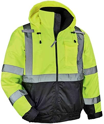 Flurescent jackets