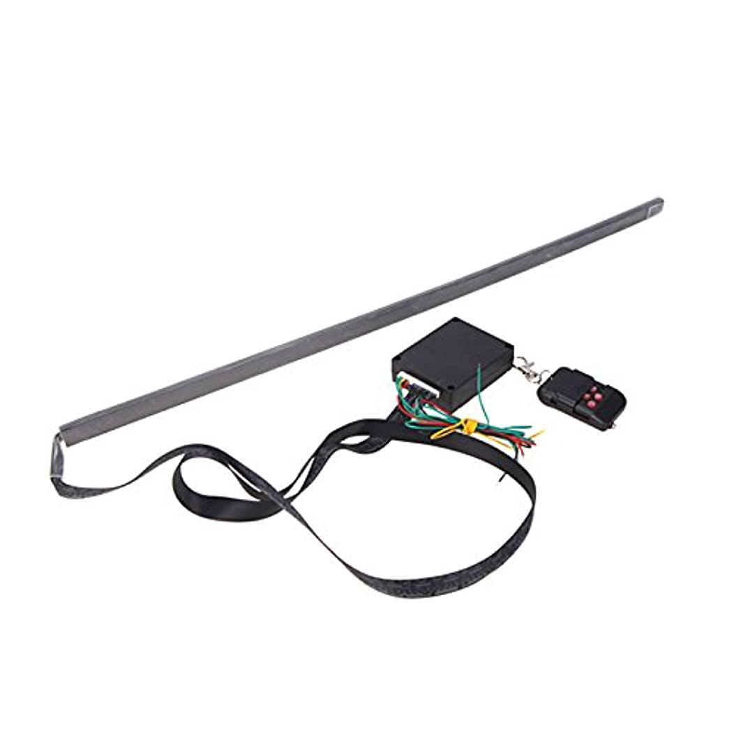 UXOXAS High-brightness Knight Rider Lights Lighting Bar 5050 SMD 48 LED 7 Colors 130 Modes 12V with Remote Control