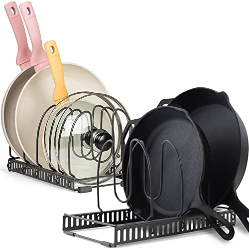 Top 10 Best cast iron skillet stacker Reviews