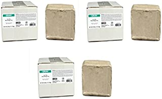 AMACO 46317P 25 -Pound Air Dry Clay, Moist, Gray (Pack of 3)