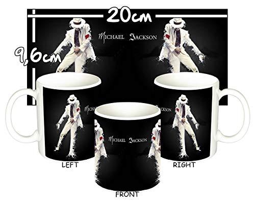 MasTazas Michael Jackson A Tasse Mug